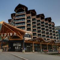 Alpina Eclectic Hotel, hotell i Chamonix-Mont-Blanc