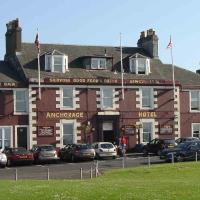 The Anchorage Hotel, hotel in Troon