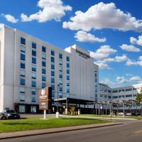 DoubleTree by Hilton Hotel Niagara Falls New York, хотел в Ниагарски водопад