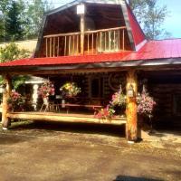 Tetsa River Lodge, hotel em Tetsa River