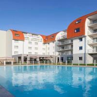 Holiday Suites Zeebrugge, hotel v destinaci Zeebrugge