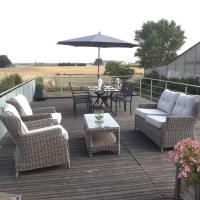 Modern Apartment in Alveringem with Roof Terrace