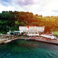 Barbara Piran Beach Hotel & Spa, отель в Пиране
