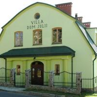 Villa Dom Julii – hotel w mieście Sanok