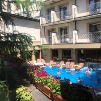 Romantik Spa Hotel, готель у місті Яремче