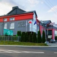 Hotel Atena Wedding, Business & Spa, hotel v destinaci Ciechanów