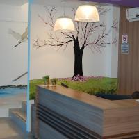 Aeroporto Plaza Hotel, hotel in Campo Grande