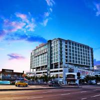 Pan Borneo Hotel Kota Kinabalu, מלון בקוטה קינבלו