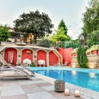 Villa Nicoletta Isidoro, hotell i Verona