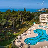 Aminess Laguna Hotel, отель в городе Новиград
