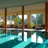 Hotel Restaurant Tychon AG, hotel in Eynatten