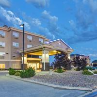 Canalta Hotel Weyburn, hotel em Weyburn