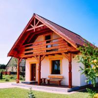 Żwirowa Góra - Domki nad Narwią – hotel w Tykocinie