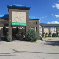 Rocky Inn Express, hotel em Rocky Mountain House