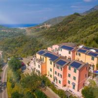 Hotel Al Terra Di Mare, hôtel à Levanto