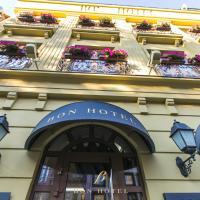 Bon Hotel, hotel in Dnipro