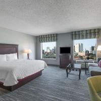 Hampton Inn & Suites Newark-Harrison-Riverwalk, hotel in Newark