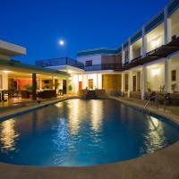 Hotel Mozonte, hotel in Managua