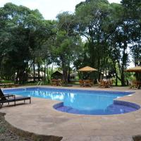 Mara River Camp, hotel v destinaci Aitong