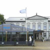Hotel Restaurant Hellas, hotel in Gelting
