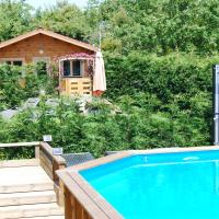 The Cabin with heated outdoor pool