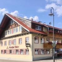 Gasthof Adler, hotel di Unterthingau