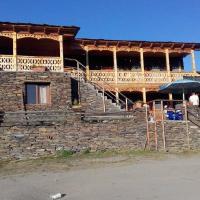 Guesthouse Lasharai, hotel v destinaci Omalo