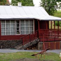 Chata Kika - ubytovanie na súkromí, Hotel in Santovka