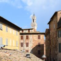 Selva Loft Torre del Mangia bright view wi fi, air conditioning