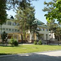 «Борвиха» Hotel&Spa, отель в Бердске
