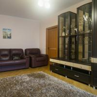 2-room apartment at Smolenskaya metro