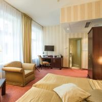 Monika Centrum Hotels, hotel in Rīga