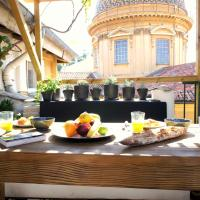 Vieux Nice - Exceptionnel Appartement - Calme et Terrasse avec vues