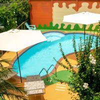 Hotel Boutique La Casa de las Flores, hôtel à Cahuita