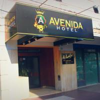 Avenida Hotel, hotel in Junín