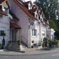 Landhotel Garni am Mühlenwörth, hôtel à Tauberbischofsheim