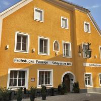 Gasthof-Pension Schwarzer Bär, hotel in Waidhofen an der Ybbs
