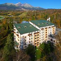 Hotel Slovan, hotel in Tatranská Lomnica