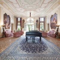 Hotel Villa Condulmer, hotel en Mogliano Veneto