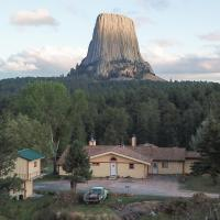 Devils Tower Lodge, hotel in Devils Tower