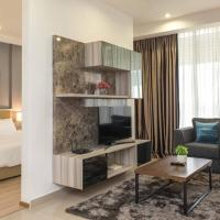 Encorp Marina Suites By Iconic Bliss, hotel in Nusajaya