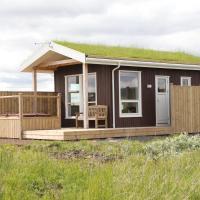 Blue View Cabin 5B With private hot tub, hótel í Reykholti