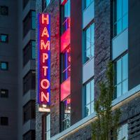 Hampton Inn And Suites By Hilton Portland-Pearl District, hotel in Portland