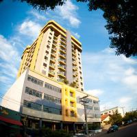 Aquarius Hotel Flat Residence, hotel in Santa Cruz do Sul