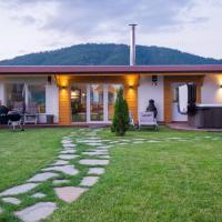 Villa ADELHEIDE - Spa, Jacuzzi, BBQ, hotel in Beli Iskar