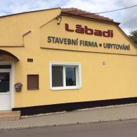 Ubytování Lábadi, отель в городе Rohatec
