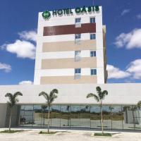 Hotel Oásis de Patos, hotel in Patos