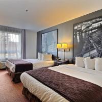 Super 8 by Wyndham Quebec City, hotel em Quebeque