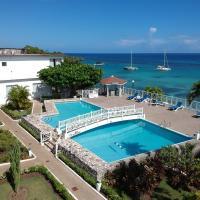 Hibiscus Lodge Hotel, hotel in Ocho Rios