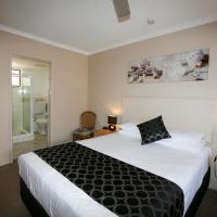 Bella Villa Motor Inn, hotel em Forster